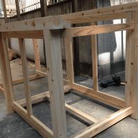 犬小屋作り実例ブログ
